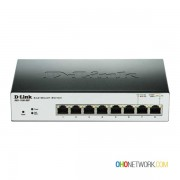 D-Link DGS-1100-08P 8-Port Gigabit PoE Smart Switch