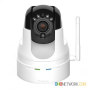 D-Link DCS-5222L Pan & Tilt HD IP Camera Wireless N