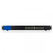Linksys LGS124P 24-Port Gigabit PoE Switch